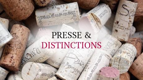 Presse & distinctions